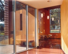 Interior Lounge. Photo by Albert Vecerka | ESTO.