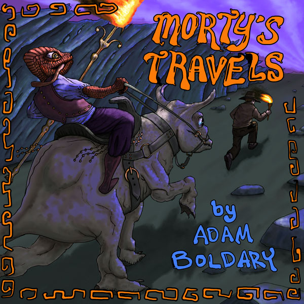 Mortys Travels cover-art