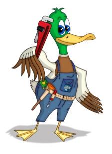 duck-mascott