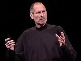 Brad Poulos - Steve Jobs