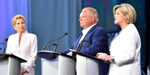 The 3 Stooges of Ontario's Election