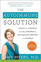 The cover of the Autoimmune Solution