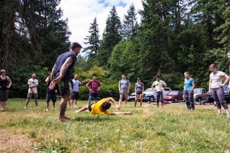 Movement Diet: Ground time