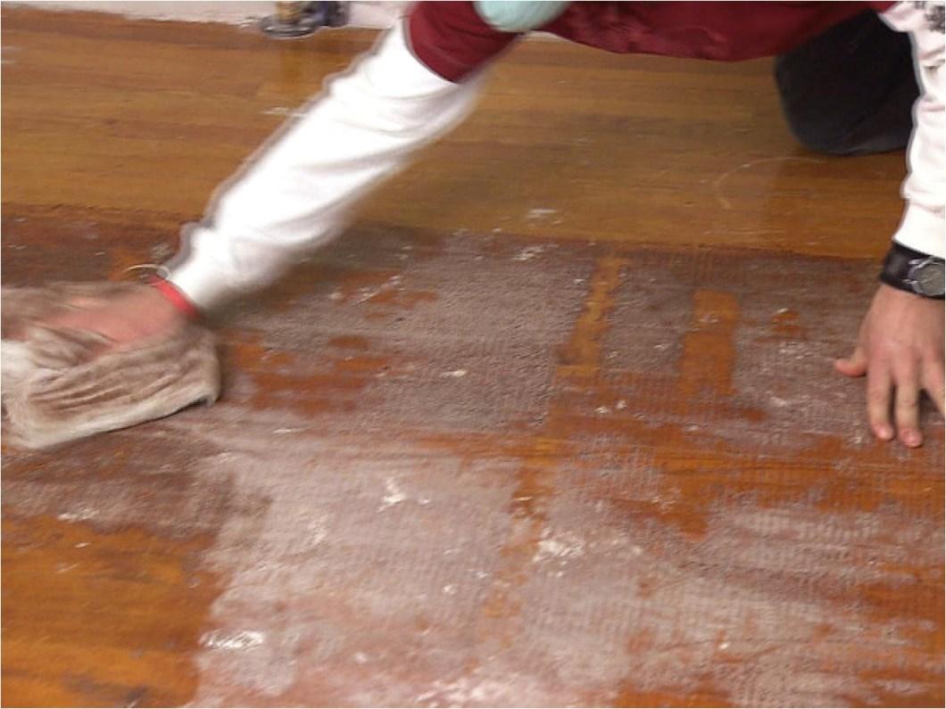 Diy Hardwood Floor On Concrete Slab Carpet Vidalondon
