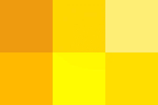 Arti Warna Kuning