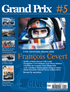 Grand Prix magazine issue 5