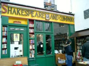 Shakespeare and Company Book Shop