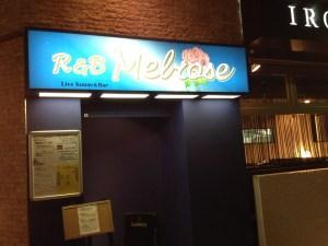 R&B Melrose, Nagoya