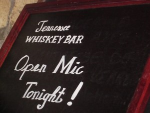 tennessee bar open mic closing