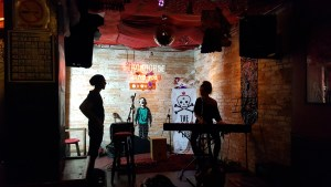 Black Horse Open Mic Mexico City