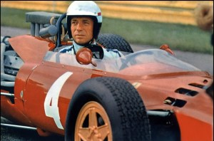 Yves Montand in Grand Prix