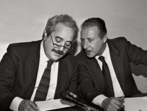 Falcone and Borsellino