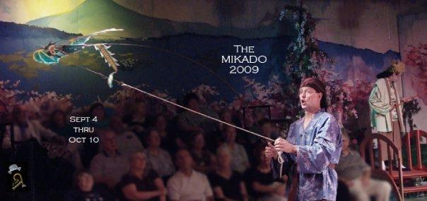 The Mikado at Artisan Center Theater