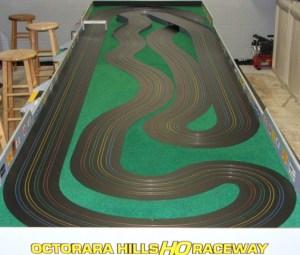 Octorara Hills HO Raceway