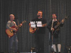 PC Trio - Brent Gallant - Dana Parker - Brad Trivers - PC Concert 2015 3