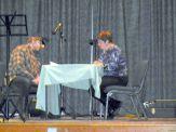 Skit - Susan Simmons - Bruce Boutilier - PC Concert 2015 2