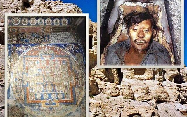Древен българин спи в пещерите на Тибет вече 2400 години! Очакват да се събуди и да поведе България!