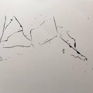 Excavations 10 Print by Brad Vogler