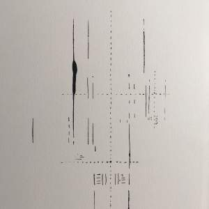 Excavations 6 Print by Brad Vogler