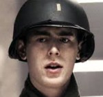 earnest young officer