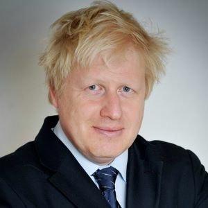 Boris Johnson's actual Twitter profile photo.
