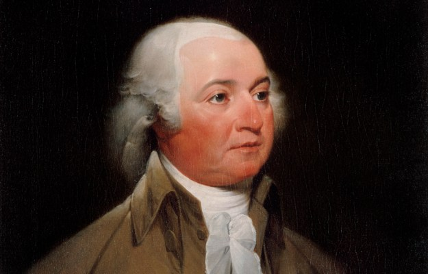 John Adams was a conservative liberal. He was a revolutionary, but a conservative one, who cherished the rule of law.