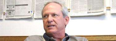 Jim Harrison in 2006