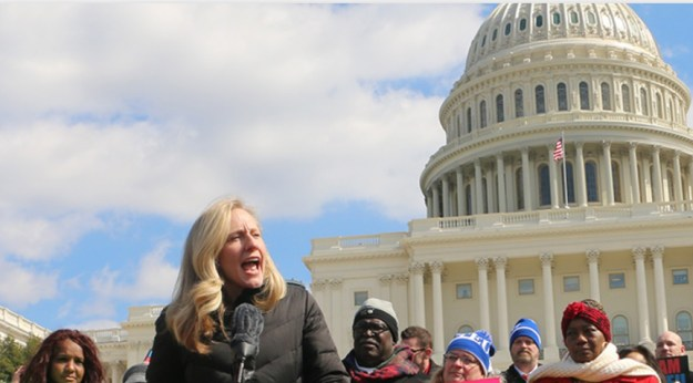 Rep. Abigail Spanberger, former CIA case officer.