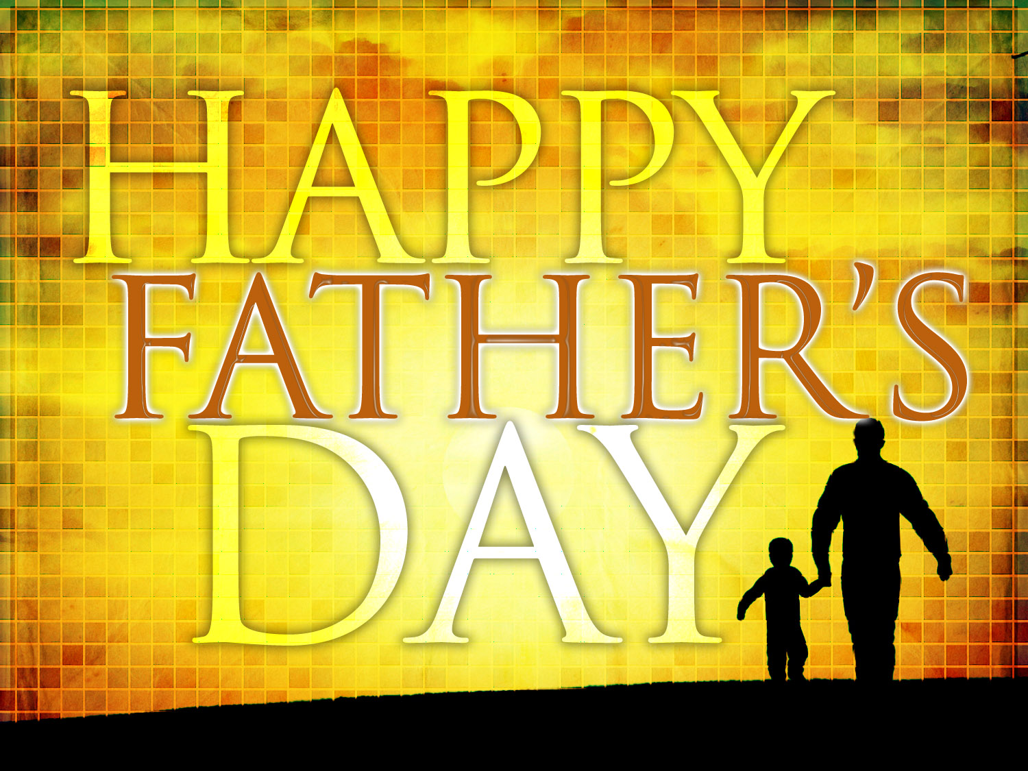 Happy Belated Father's Day
