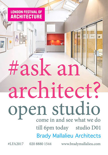 Ask An Architect Open Studio