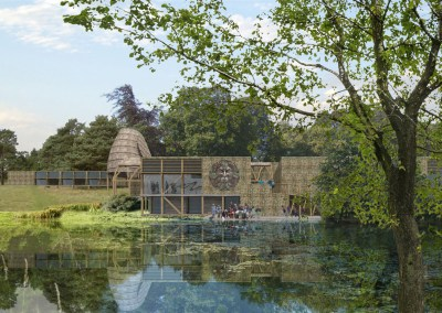 Woodland Eco-centre