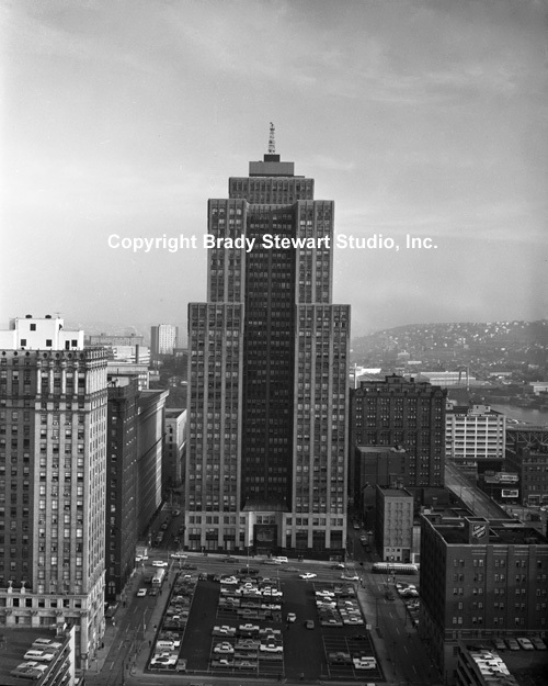 Pittsburgh Architecture and Skyline - Buildings that are Gone (3/6)