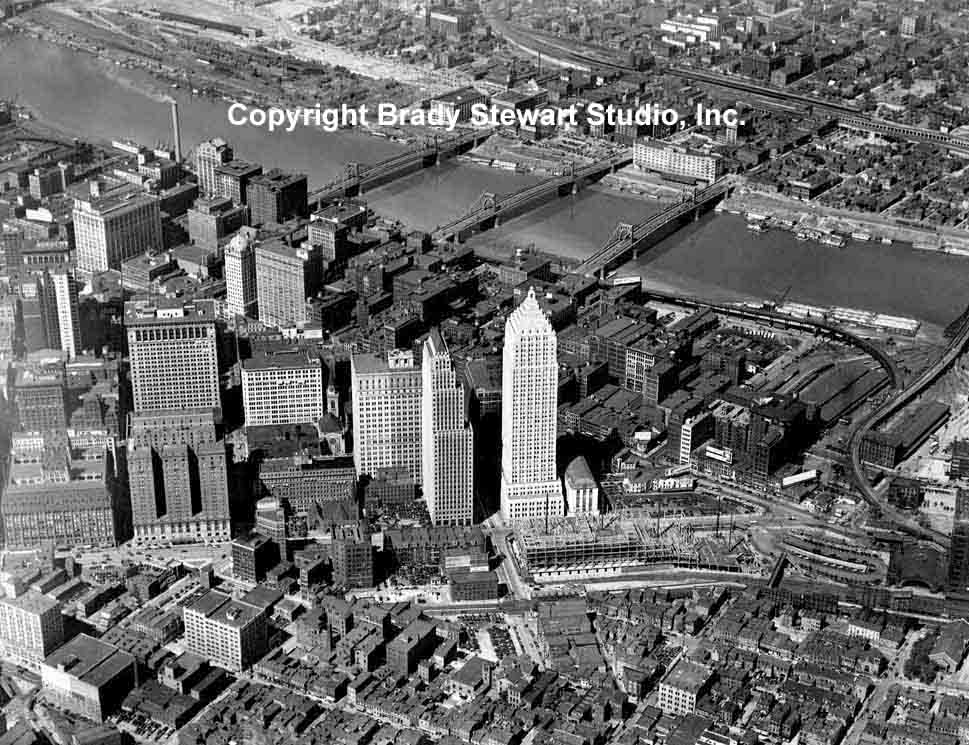 Pittsburgh History:  Evolution of The Point and Skyline 1921-1947 Vol. 2 (4/4)