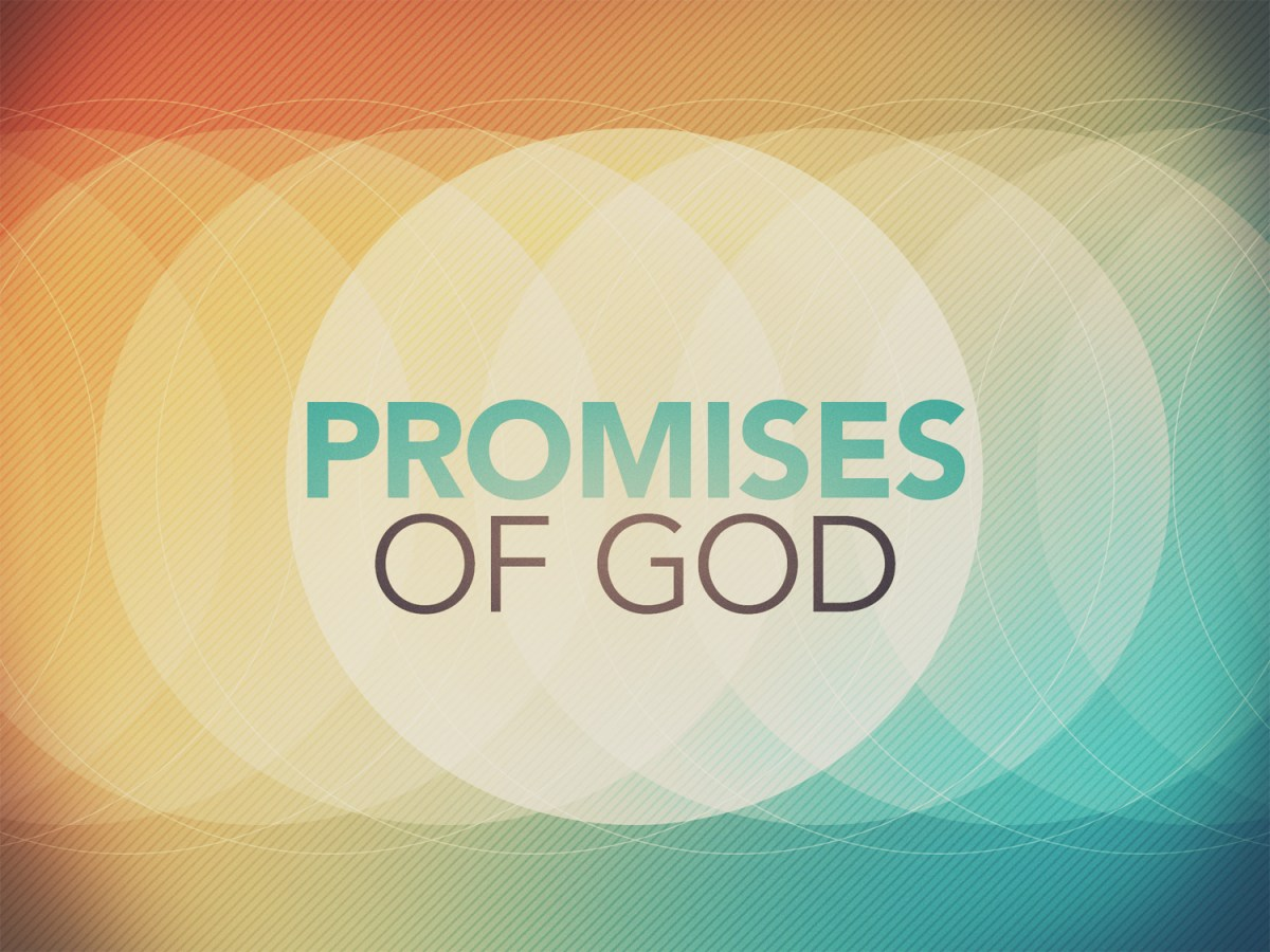 Promises of God - Week Two