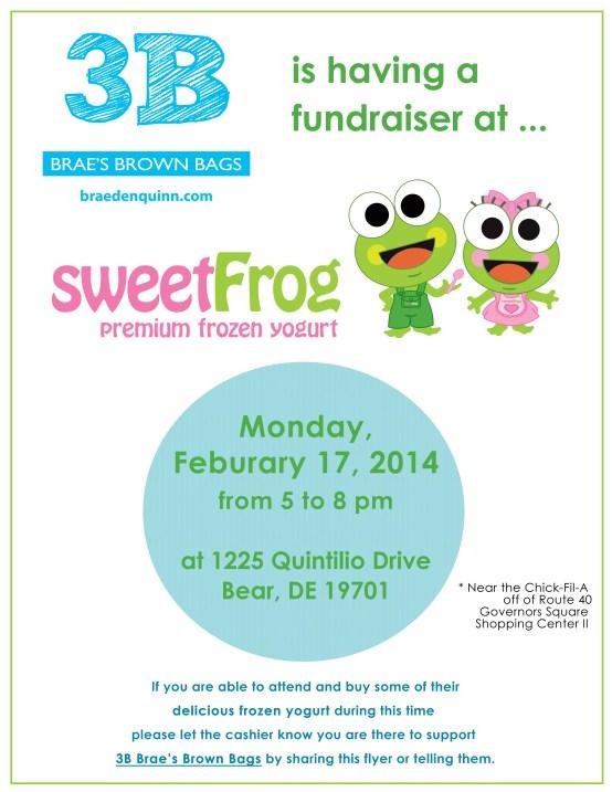 3b-sweet-frog-fundraiser