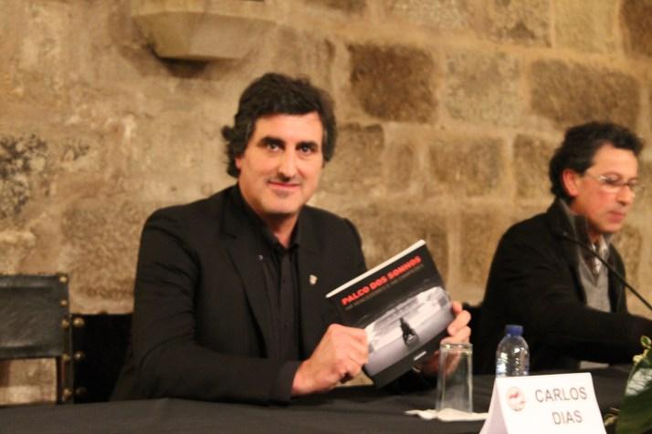 Livro Palco dos Sonhos de Carlos Dias