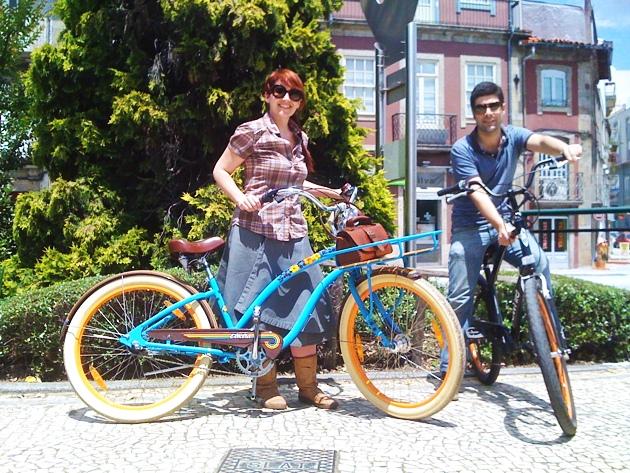 Ciclistas Urbanos em Braga #82 e #83