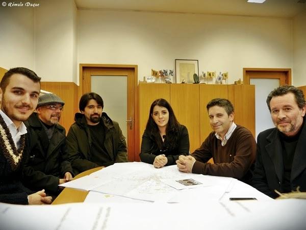 Ciclistas urbanos reuniram com Câmara Municipal de Braga