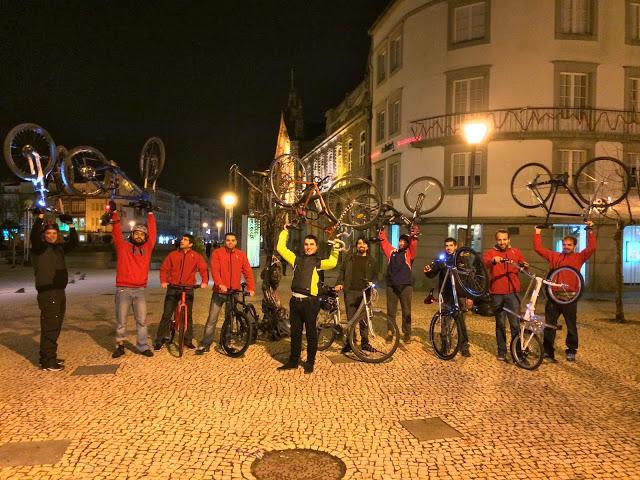 A Massa Crítica ganha força em Braga