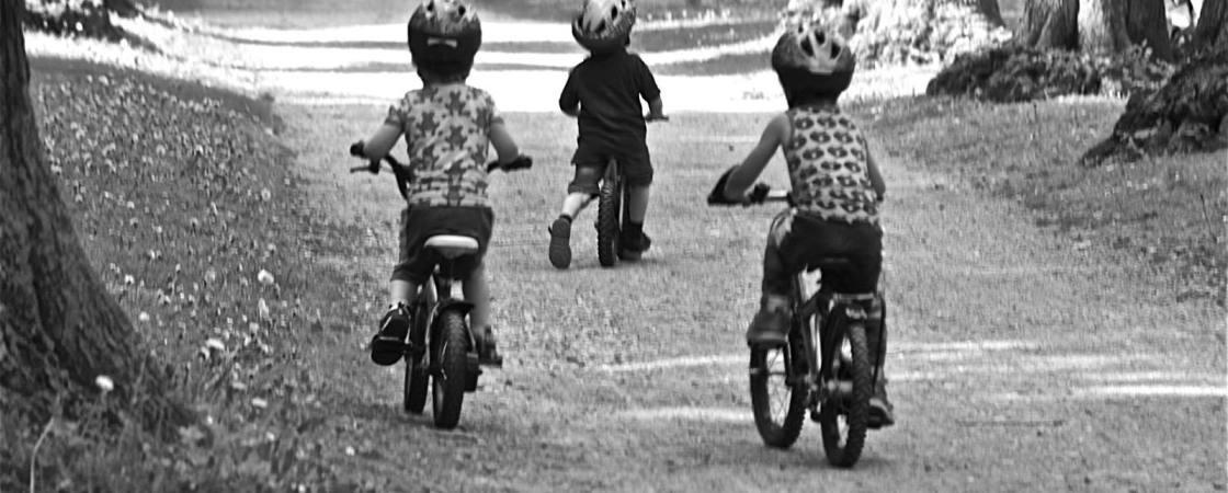 A bicicleta não tem idade