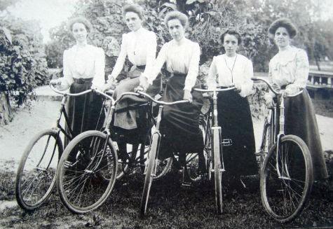 A Bicicleta e a Liberdade