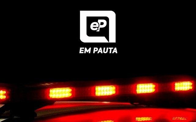 Homem é preso após furtar objetos na FATEC de Bragança Paulista. Vigias perceberam quando ele tentava fugir levando alguns objetos.