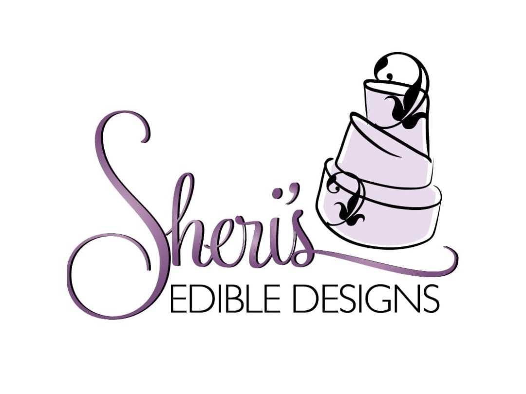 Sheri's Edible Designs Logo