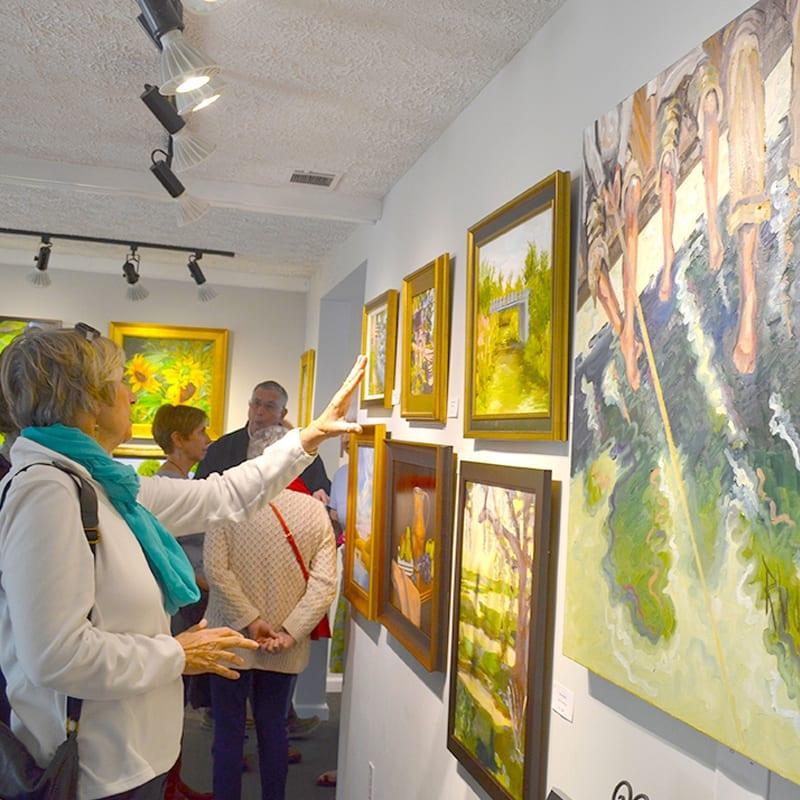 SoBA Art Exhibit