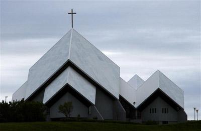 Seltjarnarneskirkja church