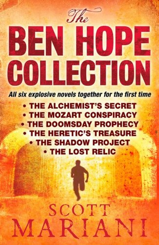 The Ben Hope Collection (Ben Hope #1- #6)
