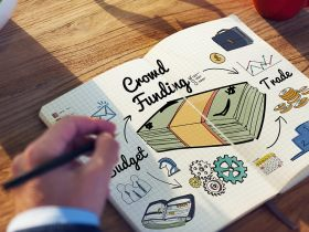 ブランド創出の極意(ブラゴク)の『作る』カテゴリの記事 How to クラウドファンディングの メインビジュアル クラウドファンディングのプロセスを絵で表現