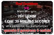 caduta governo Prodi
