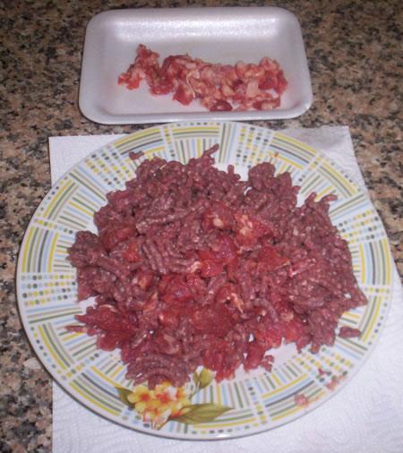 La carne tritata