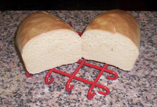 Il pane tagliato